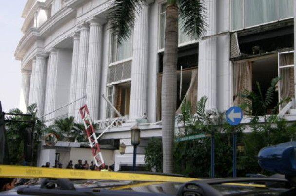 Терористи із Джакарти виявилися гостями одного з готелів