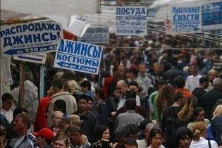 """Сотні продавців """"китайського ринку"""" в Москві хворі на ВІЛ і туберкульоз"""