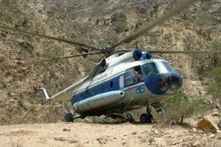 На Камчатці виявлені тіла всіх загиблих в результаті аварії вертольота