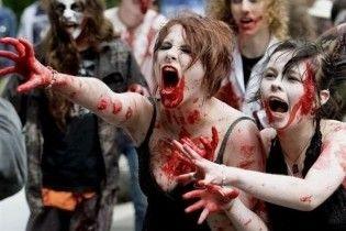 У вересні у Києві вперше пройде парад зомбі