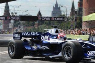 Формула-1 втратила понад 100 мільйонів доларів