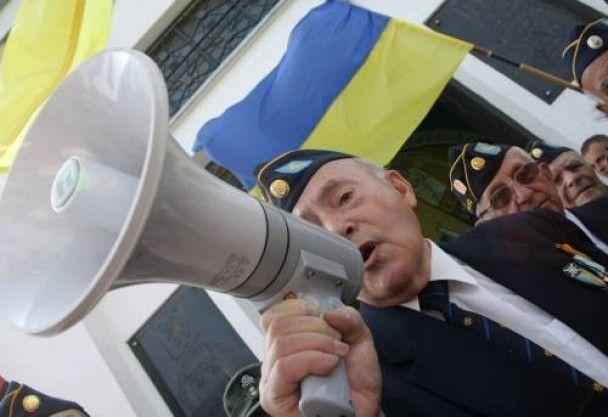"""На Львівщині оживили дивізію СС """"Галичина"""""""