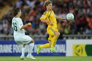 Збірна України стартувала з нічиєї на Євро-2009