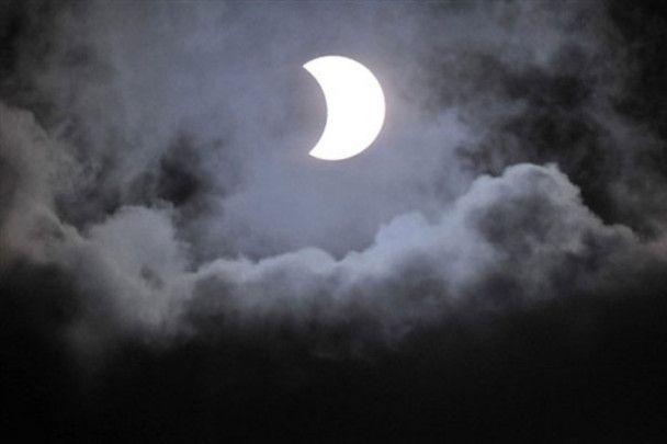 Сонячне затемнення сторіччя