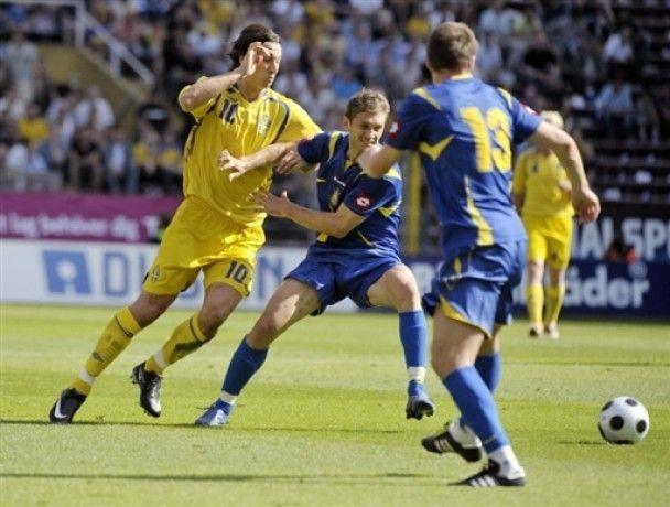 """Українець став """"наймоднішим футболістом"""" 2009 року"""