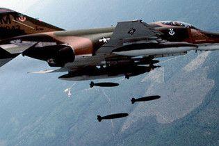 В Туреччині розбився американський винищувач Phantom
