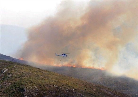 Пожежа в Марселі