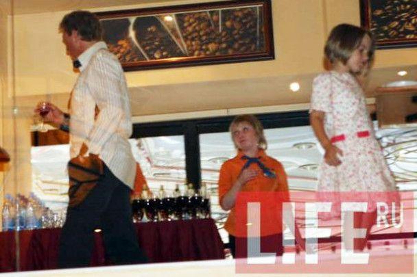 П'яний Марат Башаров сів за кермо з донькою