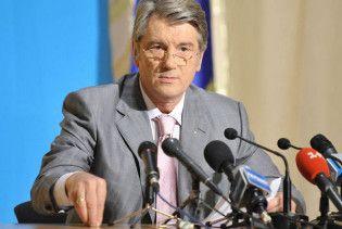 Ющенко: справи Ґонґадзе й Лозінського перетворять на політичне шоу