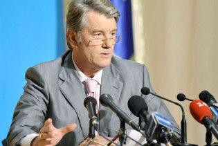 Ющенко поїхав в Одесу на з'їзд бджолярів