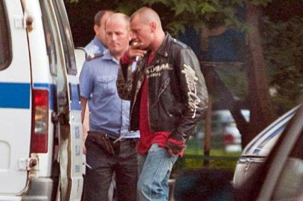 Актор Галкін благав міліціонерів його відпустити