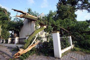 У Польщі та Чехії пройшов ураган: є жертви