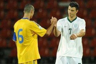 Євро-2009: Україна втратила перемогу у грі з Англією