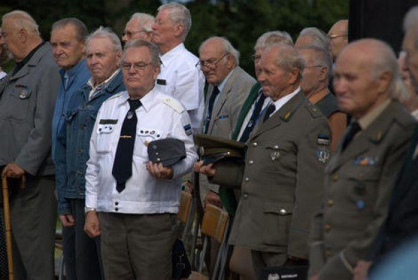 В Естонії пройшов зліт ветеранів Ваффен СС