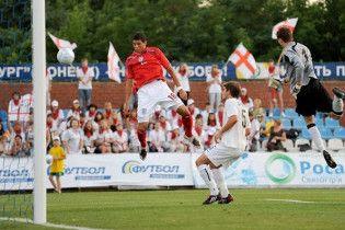 Євро-2009: Англія забила словенцям 7 м'ячів
