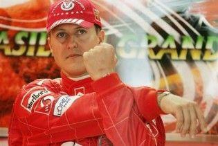 Міхаель Шумахер виключив повернення у Формулу-1