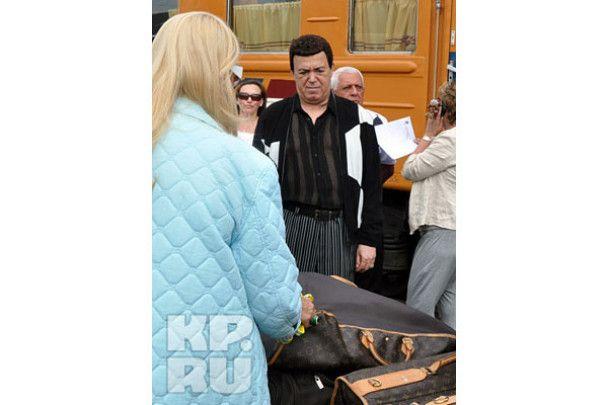 В Юрмалі Басков розповів про весілля з Фьодоровою