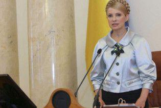 """Тимошенко почала перевірки банків, які """"руйнують гривню"""""""