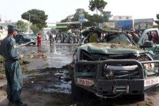 Вибух в Афганістані: вбито 12 людей, поранені більше 20