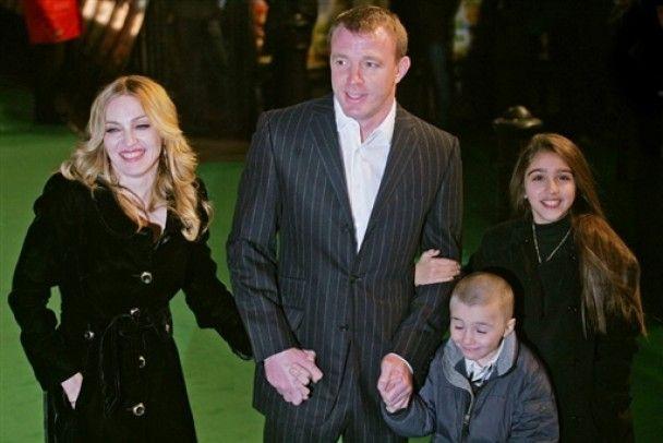 Мадонна орендувала для сина замок у Празі