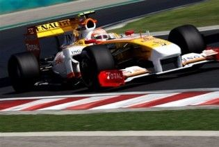 Renault вигнала Нельсона Піке