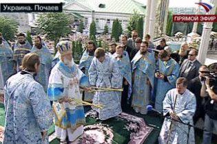 Патріарх Кирило проводить останнє богослужіння в Україні