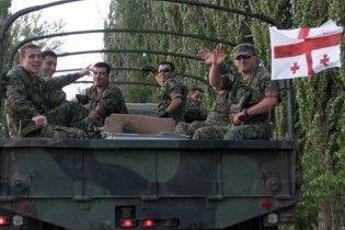 Росія: у Грузії зараз більше солдатів, ніж до війни