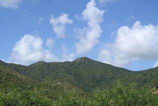 Найвищу гору Антигуа перейменували на честь Обами