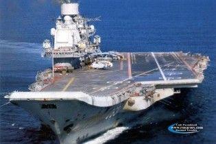"""Росія змусила Індію доплатити за авіаносець """"Адмірал Горшков"""""""