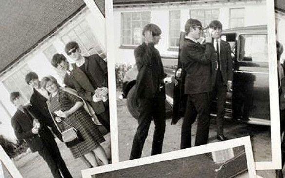 Рідкісні фото The Beatles