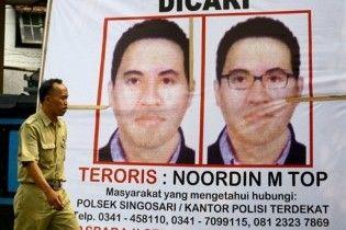Заарештовано підозрюваного в організації терактів у Джакарті