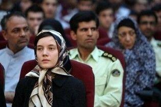 Француженка визнала себе винною в участі в безладах в Ірані