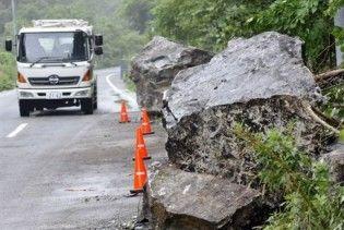 У Японії стався землетрус магнітудою 5,9