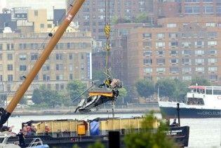 Знайдені тіла семи загиблих в авіакатастрофі над Гудзоном