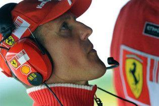 """Шумахер все ж відмовився повернутися в """"Формулу-1"""""""