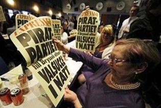 У Великобританії зареєстрували Піратську партію