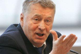 Жириновський привітав Януковича з перемогою на виборах