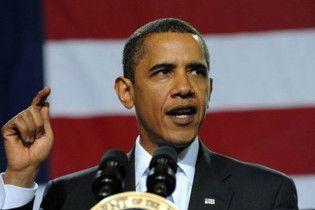 """Обама: Іран потрібно """"поставити на місце"""""""