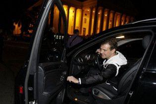 Мєдвєдєва звинуватили в порушенні правил дорожнього руху