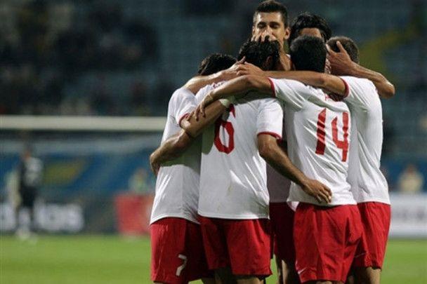 Товариський матч Україна-Туреччина