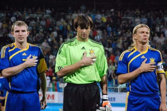 Товариський матч між збірними України та Туреччини