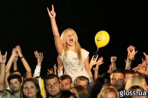 """Ведучим фестивалю """"Гніздо-2009"""" став син Пелиха"""