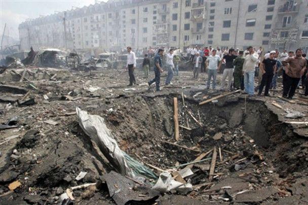 Теракт в Назрані