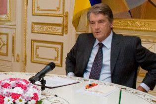 Ющенко гарантує провал політичних змов на виборах