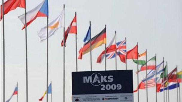 Міжнародний авіасалон МАКС-2009
