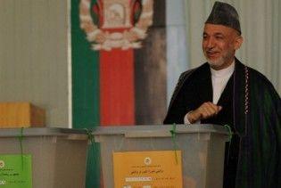 В Афганістані розпочалися президентські вибори