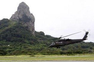 В США гелікоптер врізався у скелю: є жертви