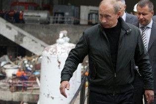 Путін запустив Саяно-Шушенську ГЕС