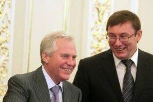 Генпрокурор поскаржився Ющенку на Луценка