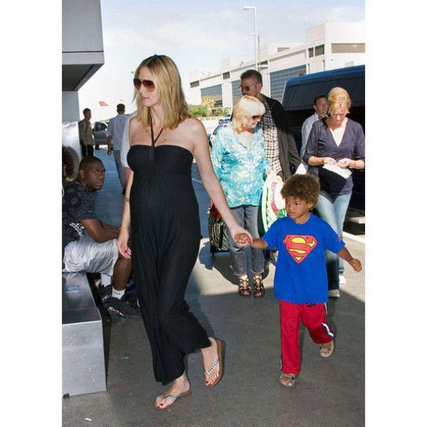 Хайді Клум вчетверте стала мамою